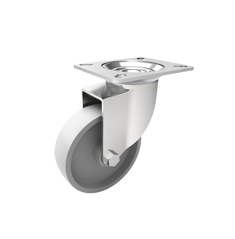Comfort Castors Medium-Duty-CI-Castor-Swivel 0-100kg