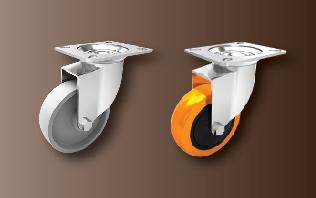 Comfort Castors soft-vs-hard-categories Castor Wheels