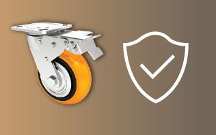 Safety Tips for Castors & Wheels