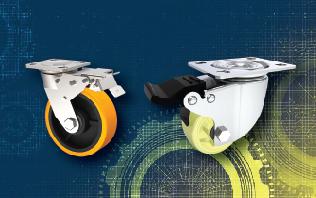 Comfort Castors 1a-01 Castor Wheels
