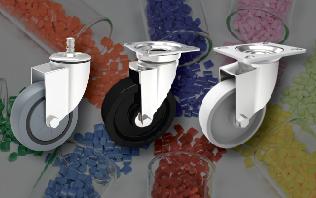 Comfort Castors 3a-01 Castor Wheels