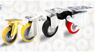 Comfort Castors 021 Castor Wheels