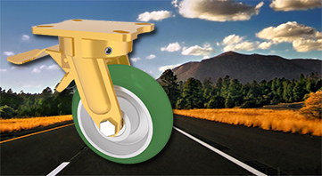 4 conditions which impact how easily your castors roll?